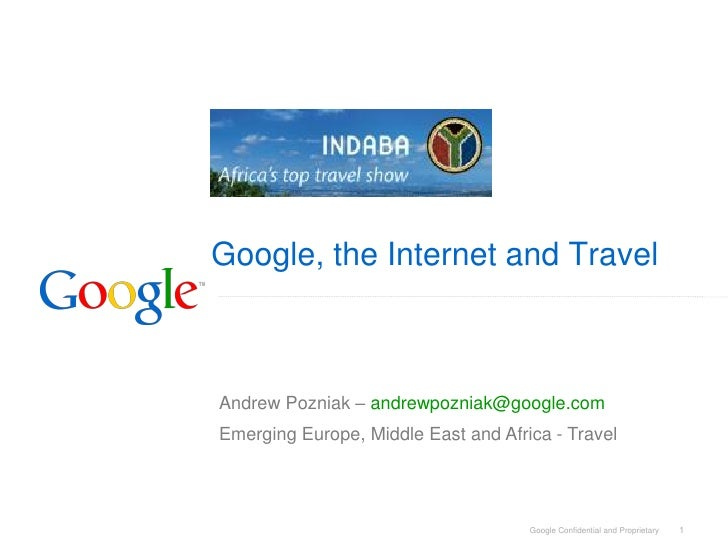 Google - Search Maps and Online Applications