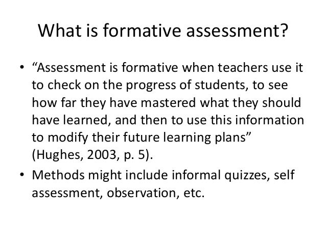 Using Google Forms As A Tool For Formative Assessment