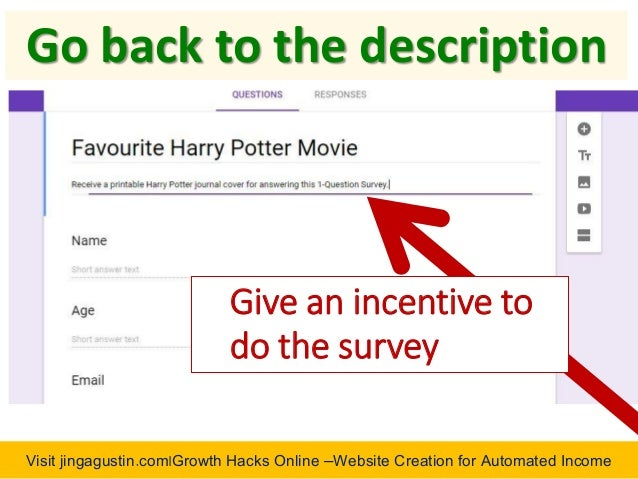 how to create online forms free