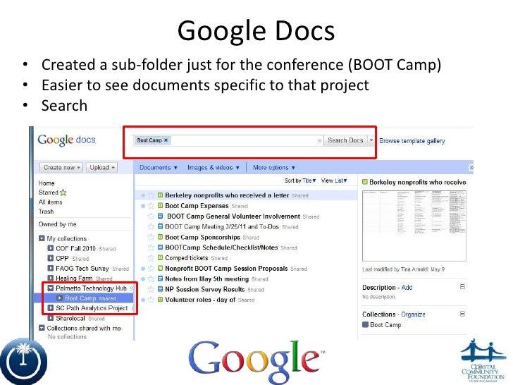Google Docs Created A Subfolder - When was google docs created
