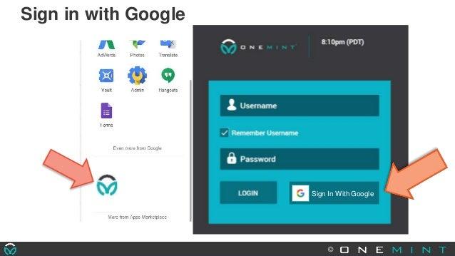 Google for work-WorkforceONE Integration