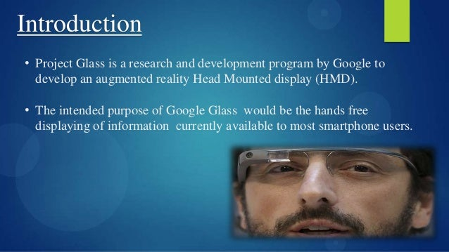 Google Glass Slide 2