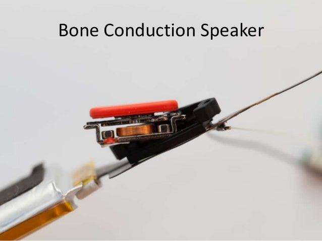 Bone Conduction Speaker