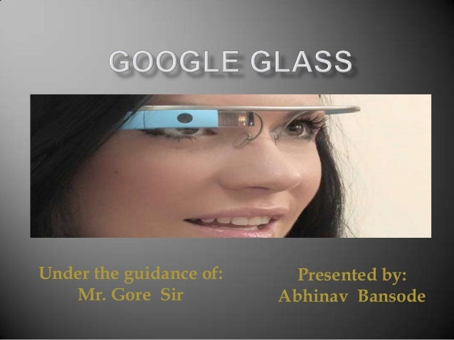 Under the guidance of: Mr. Gore Sir  Presented by: Abhinav Bansode
