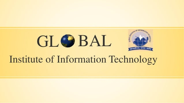 BALGL Institute of Information Technology