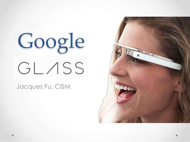 GoogleJacques Fu, CISM