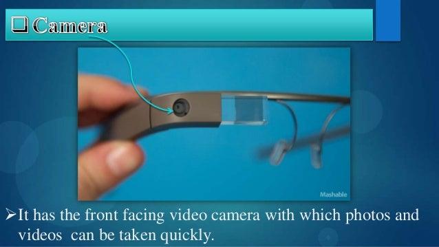 google glass glasses presentation ppt