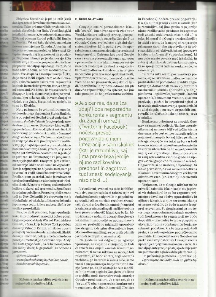 Google, Google Plus, Search Your World_Marketing Magazin_feb2012_st.369_str.16