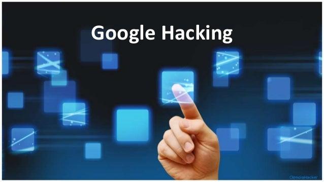 Google Hacking CienciaHacker