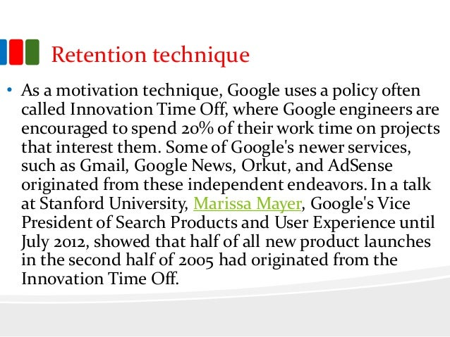 google hr policies and practices Hr public policy issues hr at google: a q&a with laszlo bock laszlo bock on hiring, the company's industry, and practices.