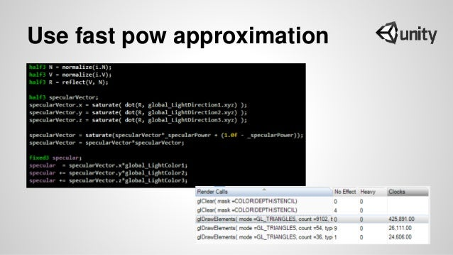 Use fast pow approximation