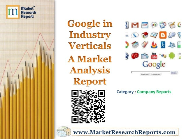 Category : Company Reportswww.MarketResearchReports.com