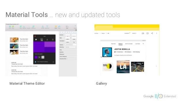 Google I/O 18 Extended in Shinshu: Material Design Update