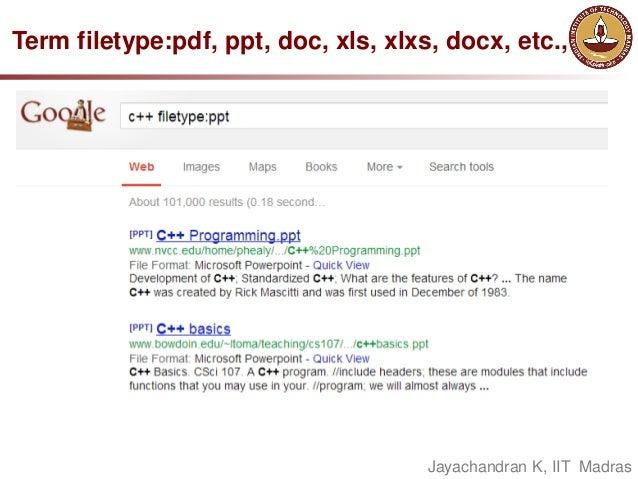 Iit thesis pdf