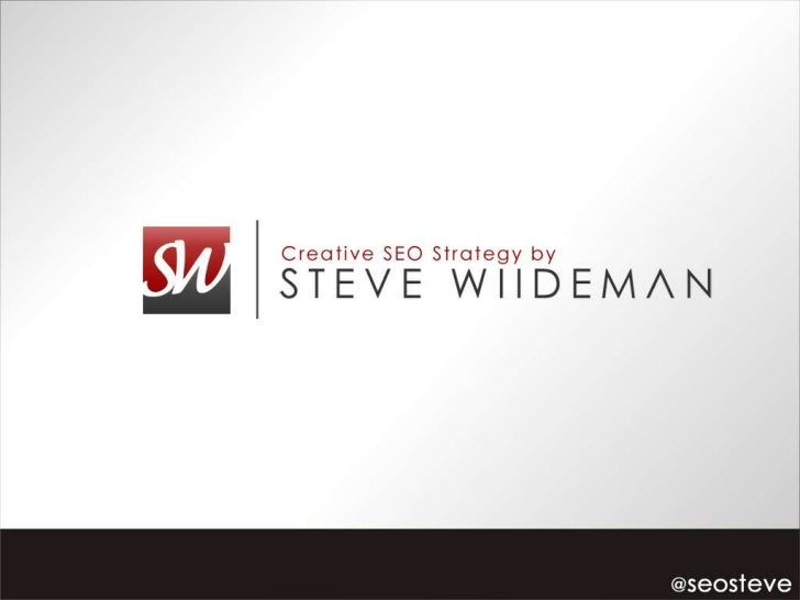 Google+ Local Optimization      (Dominate Local Results)Steve Wiideman | ThatTrainingGuide.com