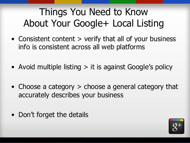 how to use google to market your business