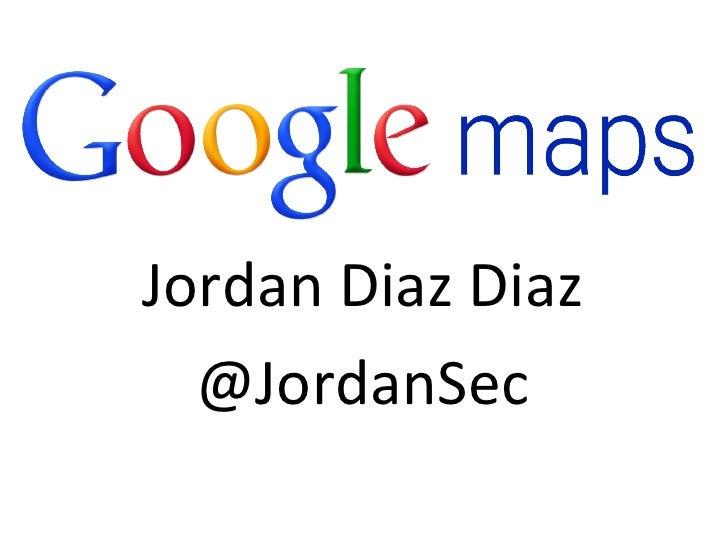 Jordan Diaz Diaz @JordanSec
