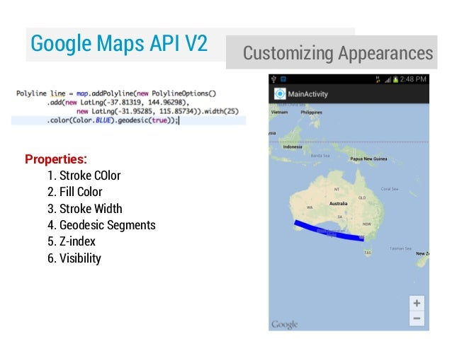 android google maps v2 tutorial pdf