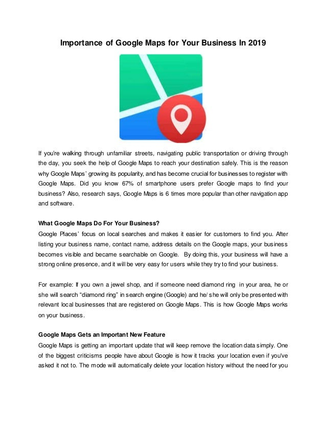 Google Maps for Your Business in 2019 | Digital Marketing Ideas on panasonic for business, avg for business, online advertising for business, yelp for business, experian for business, malwarebytes for business, security for business, travelocity for business, social media best practices for business, mobile website for business, create a website for business, vonage for business, television for business, quicken for business, ms office for business, dell for business, technology for business, linkedin for business, gmail for business, email for business,