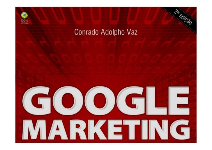 Treinamento Google Marketing – 17/out/2009