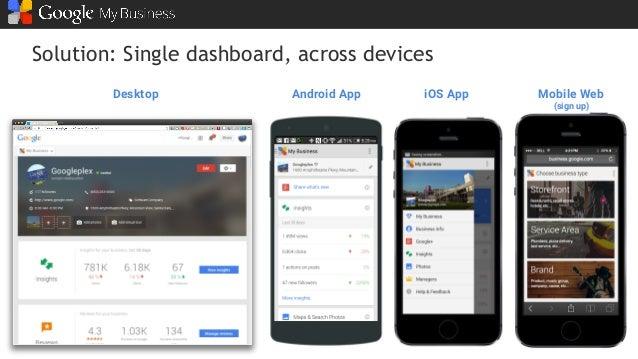 Google My Business - Product Walkthrough