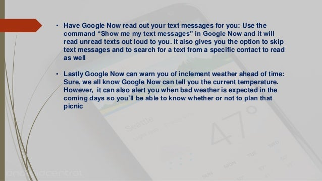 Why Iphone & Ipad Users Will Miss Google Now