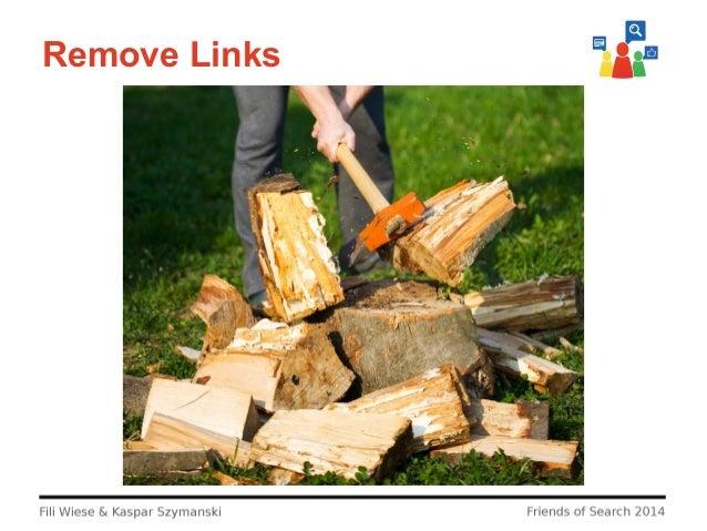 Remove Links