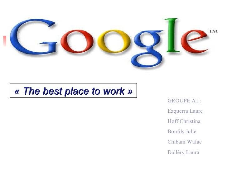 At Work In Googleplex What Amazing >> Googleplex