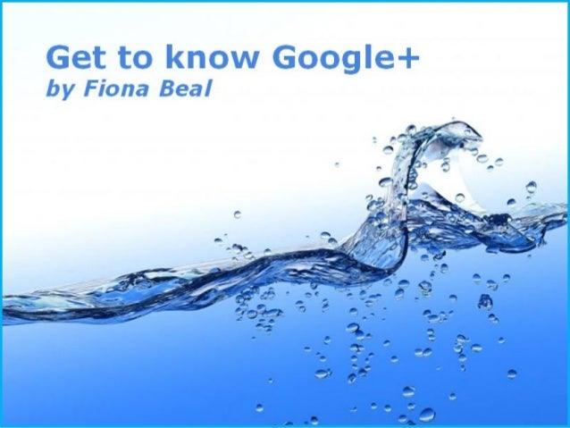 What this webinar will cover            Will cover                       Will not cover•   What is Google +               ...