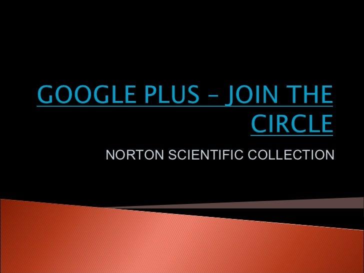 NORTON SCIENTIFIC COLLECTION