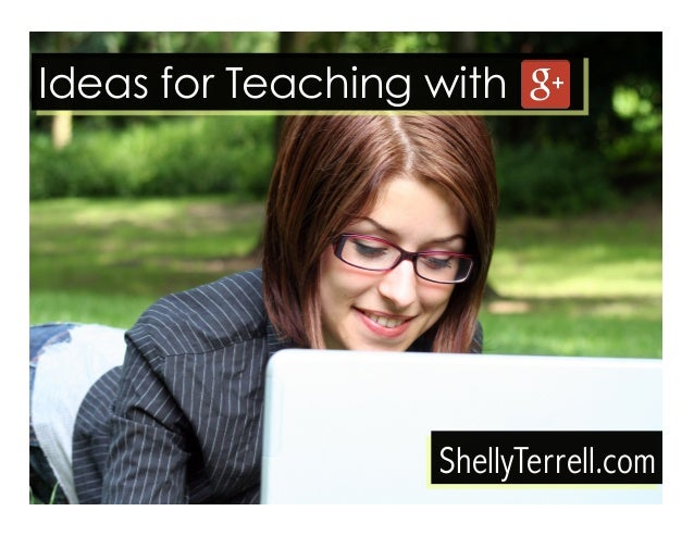 Ideas for Teaching with ShellyTerrell.com