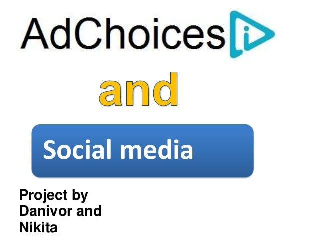 Google Inc.   Social mediaProject byDanivor andNikita        Danivor NoronhaFYBMS, Wilson                          College...