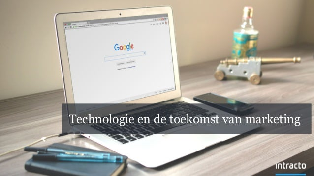 Technologie en de toekomst van marketing