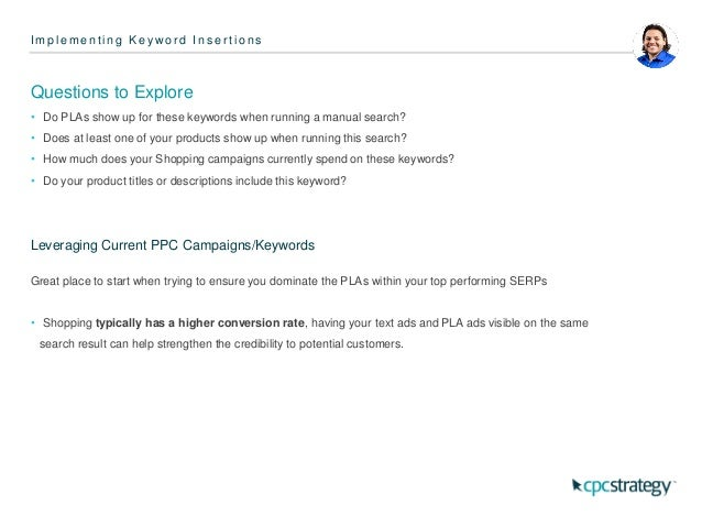 Finding Search Term Reports You can run this on all your campaigns as well if you want to know your account wide top perfo...