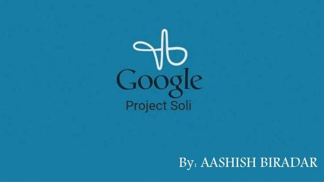 Google Project Soli by Aashish Biradar