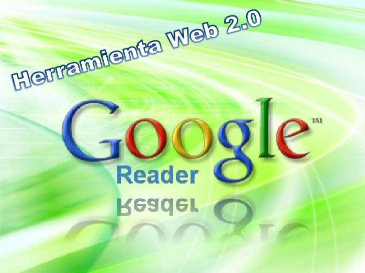 ieudla Google reader