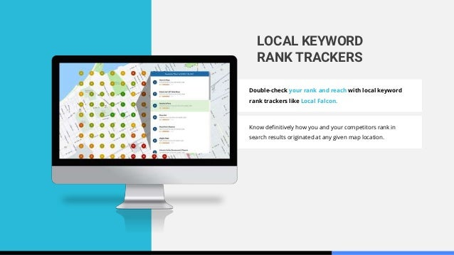 Double-check your rank and reach with local keyword rank trackers like Local Falcon. Know definitively how you and your co...