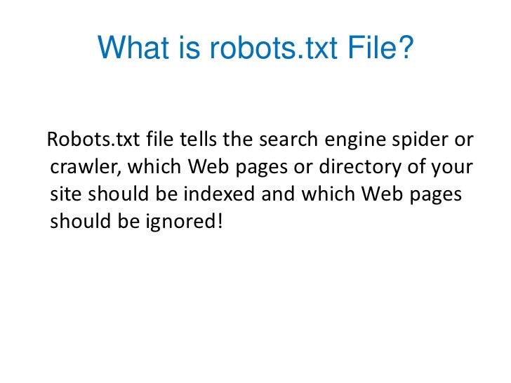 google sitemap and robots txt setup techniques