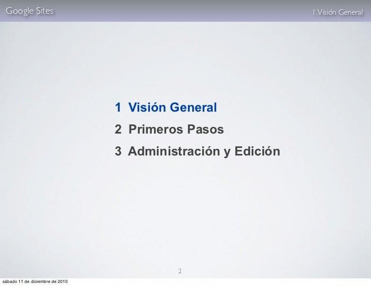 Tutorial Google Sites Slide 2