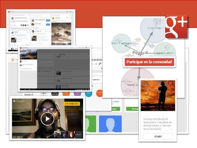 Google+: Visión general y funciones Slide 2