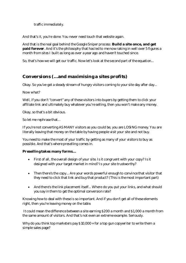 google sniper 2 0 manual pdf