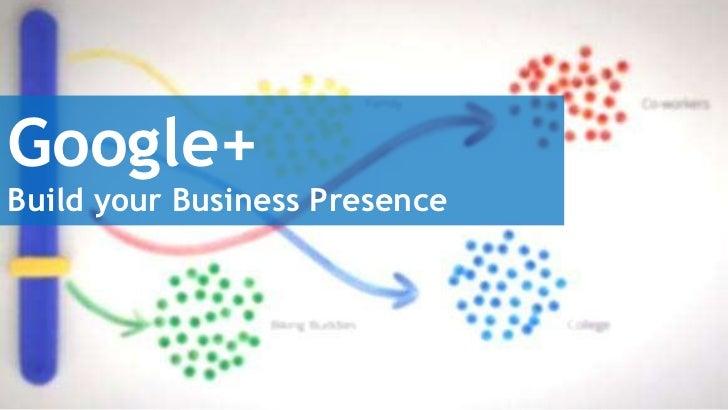 Google+ Plus Brand Page Strategy