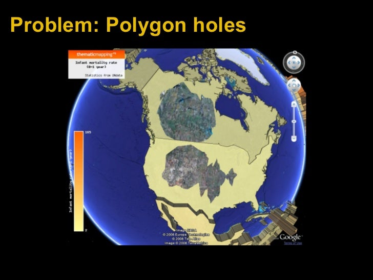 Problem: Polygon holes