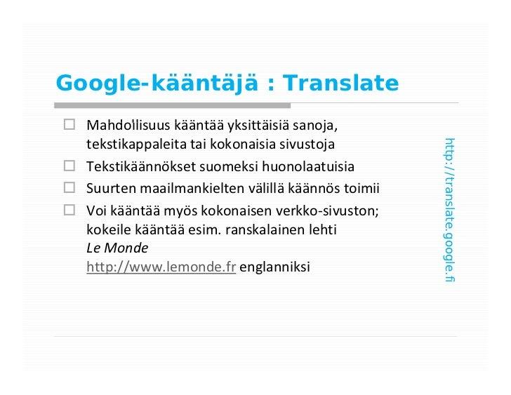 Google Kääntälä