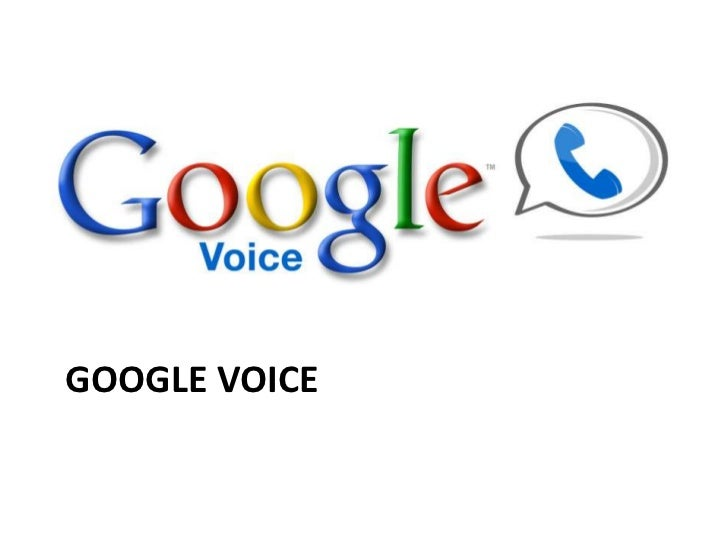 Google Voice<br />