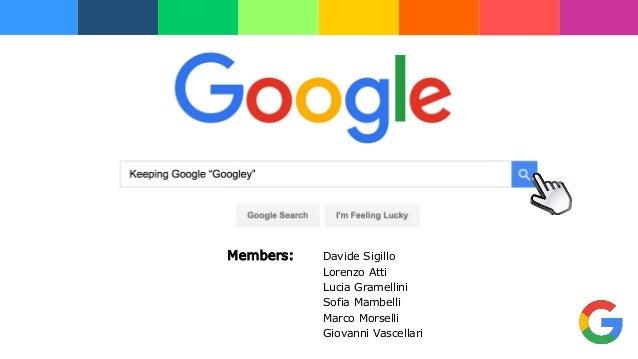 Members: Davide Sigillo Lorenzo Atti Lucia Gramellini Sofia Mambelli Marco Morselli Giovanni Vascellari