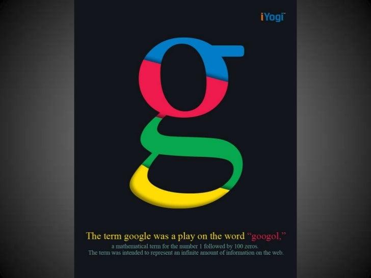 iYogi brings you Wow Tech Facts: Googol