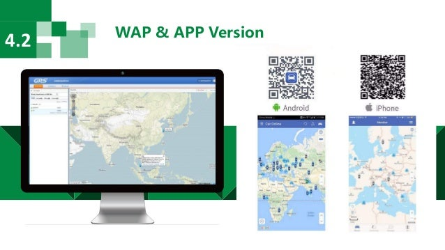 WAP & APP Version 4.2