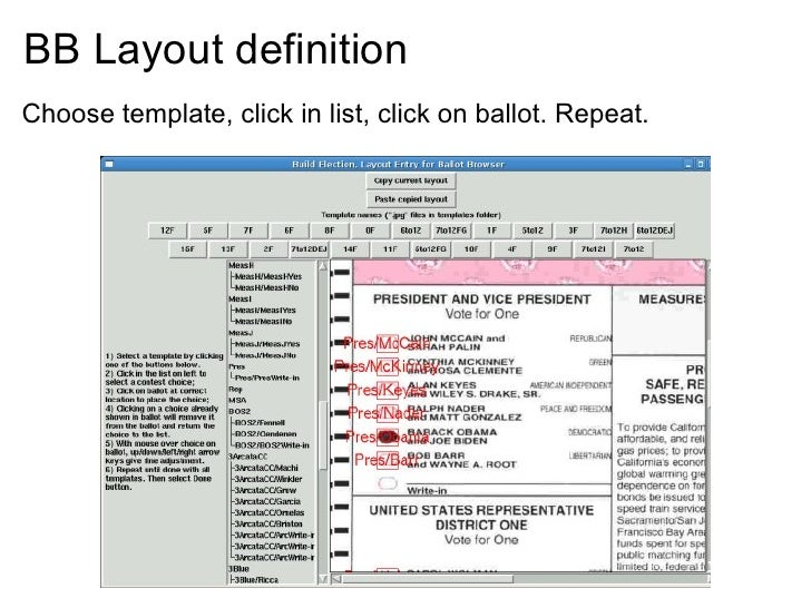 Mitch Trachtenberg: Open Source for Election Integrity