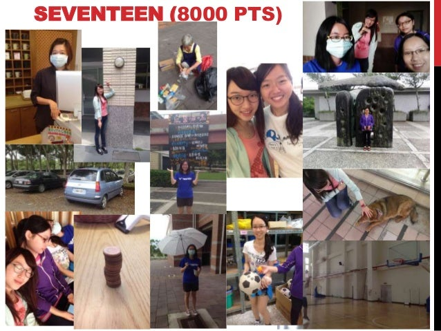 SEVENTEEN (8000 PTS)